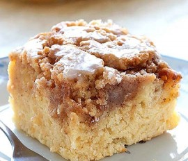 Coconut Swirl Coffee Cake